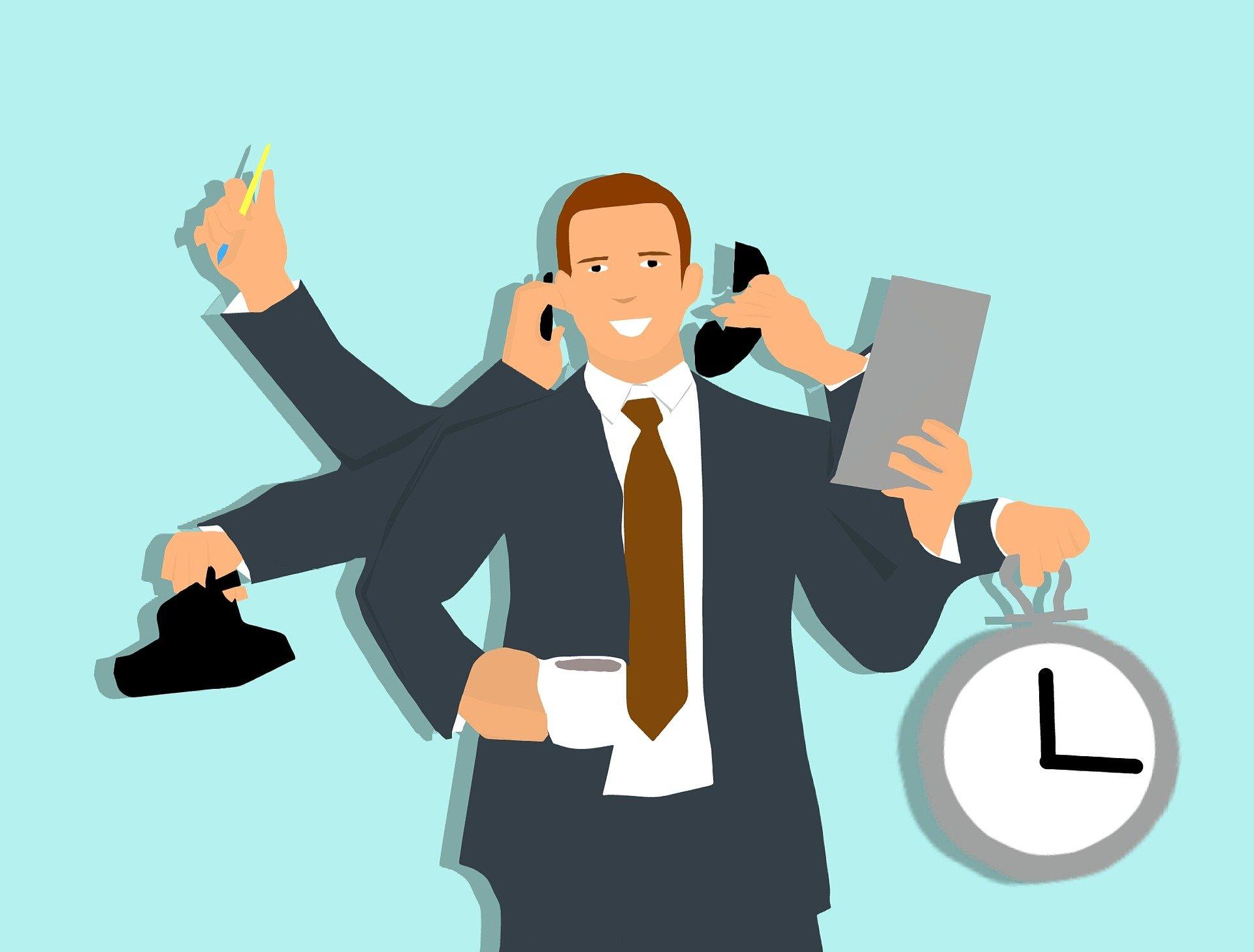 海外情報 お役立ち情報編 仕事の効率化について